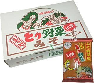 まつや ピリ辛とり野菜みそ 200g ×12袋 [終売商品]