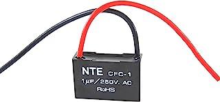 Axial Lead 20/% Capacitance Tolerance 63V Inc. 47/µF Capacitance NTE Electronics NEH47M63CC Series NEH Aluminum Electrolytic Capacitor