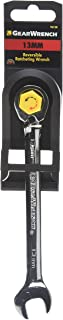 GEARWRENCH 13mm 12 Point Reversible Ratcheting Combination Wrench - 9613N