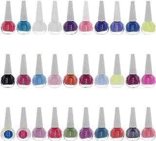 Tweets Finger Nail Polish Color Lacquer Collection Set (30 Piece Set)