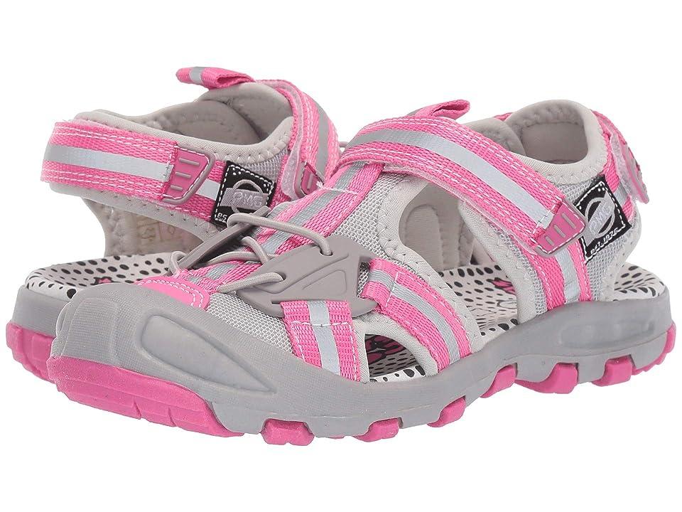 Primigi Kids PCD 34624 (Toddler/Little Kid/Big Kid) (Grey/Pink) Girls Shoes