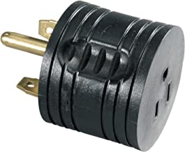 Arcon 14058 Generator Power Adapter 15-Amp Female to 30-Amp Male Deluxe Round