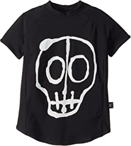 Nununu - Skull Mask Rashguard (Little Kids/Big Kids)