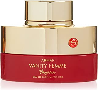 Vanity Femme Women Elegance, EAU DE PARFUM For Her – 100ml Red By ARMAF From The House of Sterling