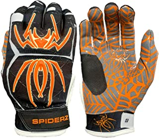 batting gloves with knuckle protection