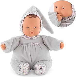 Corolle mon doudou Babipouce Happy Panda Toy Baby Doll, Pink