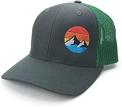 colorado running hat