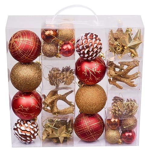 Woodland Christmas Decorations.Christmas Woodland Decorations Amazon Com