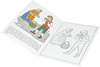 12-Piece FIS Coloring Book Brave Tailor 28-Pages - FSCGA4N006