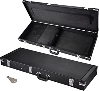hard case 3/4 guitar