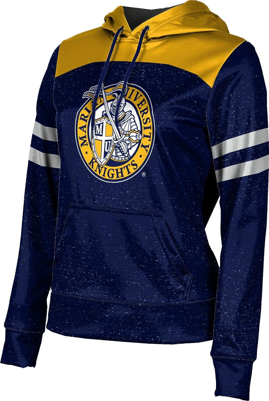 Marian University (in) Girls' Pullover Hoodie, School Spirit Sweatshirt (Gameday)