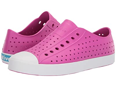 Native Shoes Jefferson (Festival Pink/Shell White) Shoes