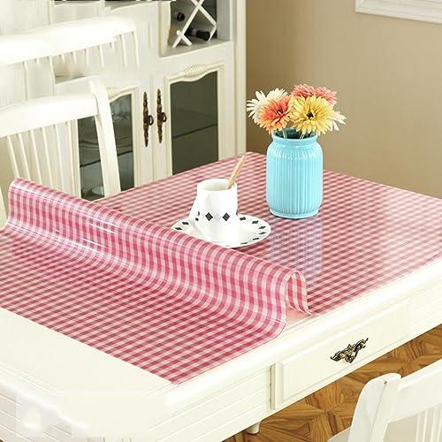 barato ZHUOBU Manteles Impermeables del PVC Anti - manteles plásticos plásticos plásticos de la Tabla Anti - Aceite del Mantel plásticos Calientes del Tablecloth  ventas en linea