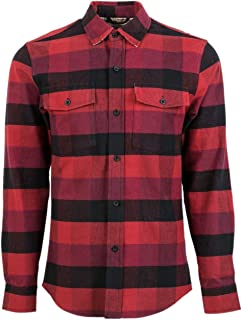 Pladra Men's Leon - Flannel - Made in The USA