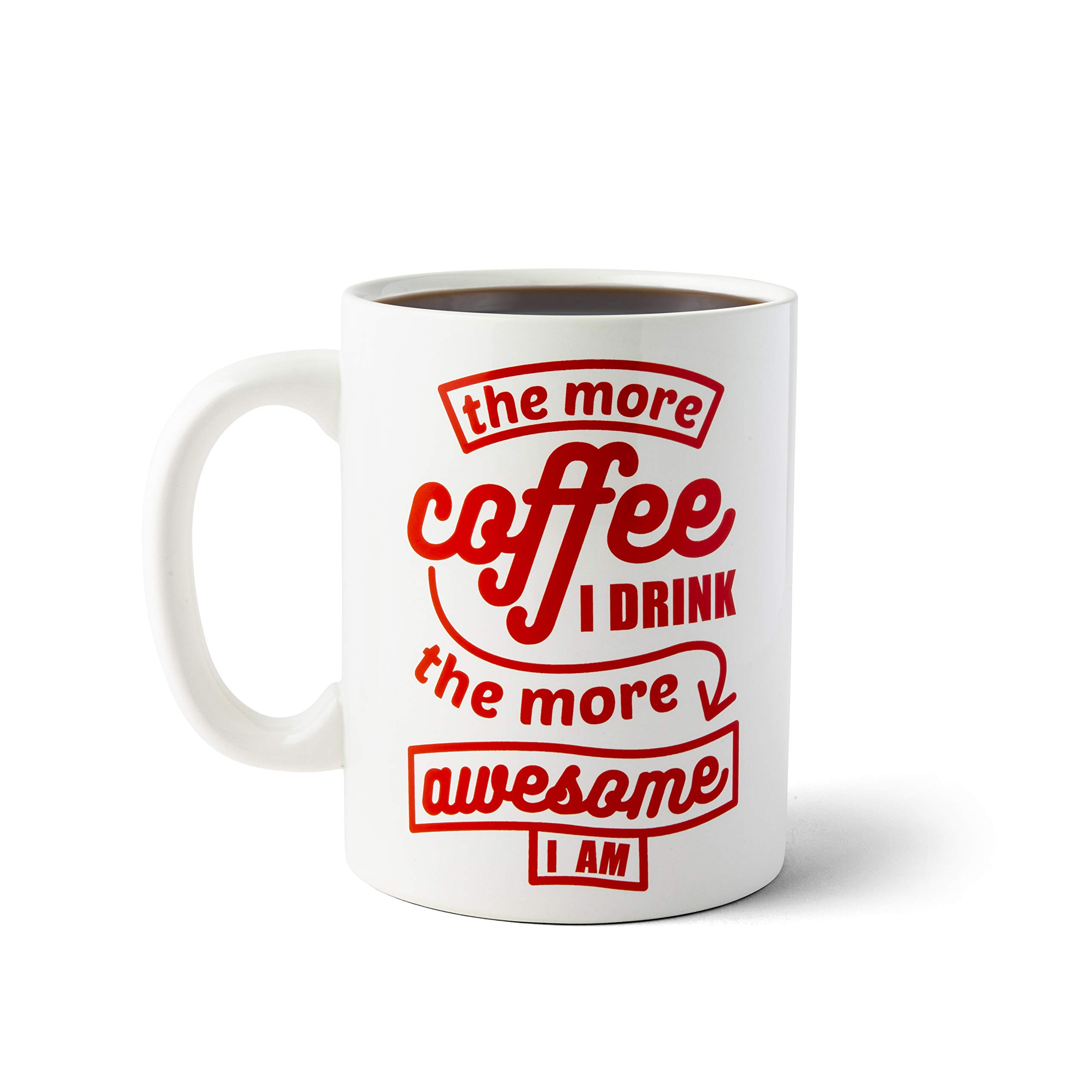 Bigmouth Inc I M Awesome Gigantic Mug Hilariously Huge 64 Oz Ceramic Coffee Cup Perfect For Gag Gift For Coffee Lovers Cups Mugs Saucers Amazon Com Au