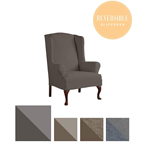 Queen Anne Chair Covers Amazon Com