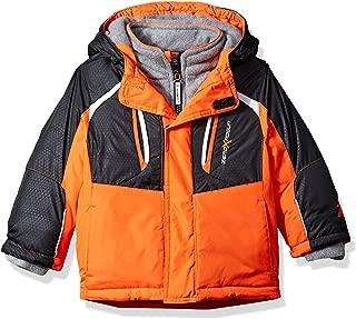 Baby Boys Heavyweight Jacket, Baby Winter Coat (12M-24M)