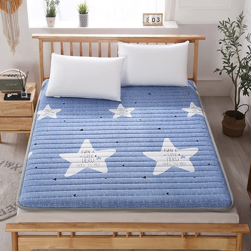 RTSFKFS Mattresses Foldable Floor Japanese Free shipping Full Quilt Mattress A surprise price is realized
