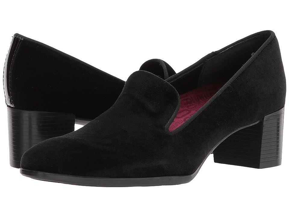 Munro Allee (Black Velvet) Women