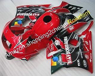 F3 Discos de moto ShenyKan Pastillas de freno traseras CBR 600 F2 RR CBR600 1991-2007 Pastilla de freno de motocicleta F4