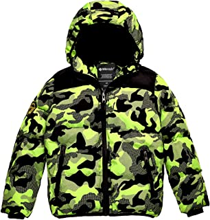 green school coat