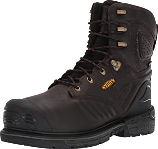 CSA Philadelphia 8, Heavy Duty Composite Safety Toe Construction Work Boot with Metatarsal Protection