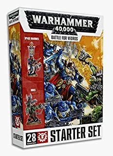 Warhammer 40000 Battle for Vedros Starter Set