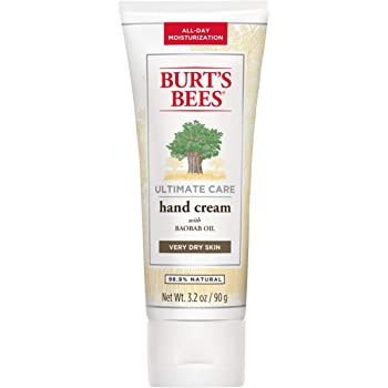 Burt's Bees Ultimate Care Hand Cream By Burts Bees for Unisex - 3.2 Oz Hand Cream, 3.2 Oz