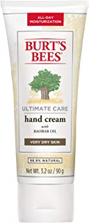 Burt's Bees Baobab Oil Ultimate Care Hand Cream, 3.2 Oz (Package May Vary)