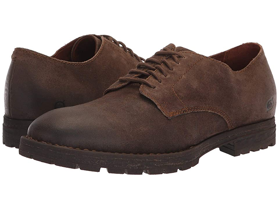 Born Leeds (Taupe Suede) Men