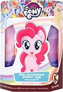 Kinnerton My Little Pony Milk Chocolate Easter Egg with Buttons 190g