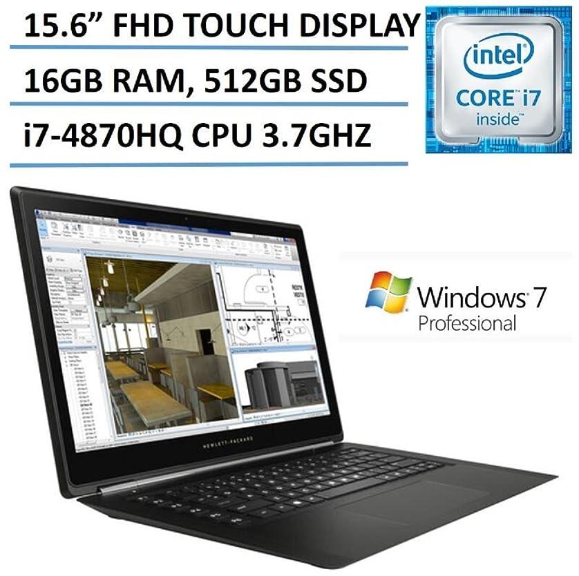 Omen HP Pro 15.6-Inch Full HD Touchscreen Laptop (Intel Core i7-4870HQ (6M Cache, up to 3.7GHz, NVIDIA Quadro, 16GB RAM, 512GB PCIe SSD, Windows 7 Professional) bxogtvskp