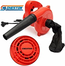 Cheston CHB-CN Electric Air Blower Dust PC Cleaner 70MPH (Red)