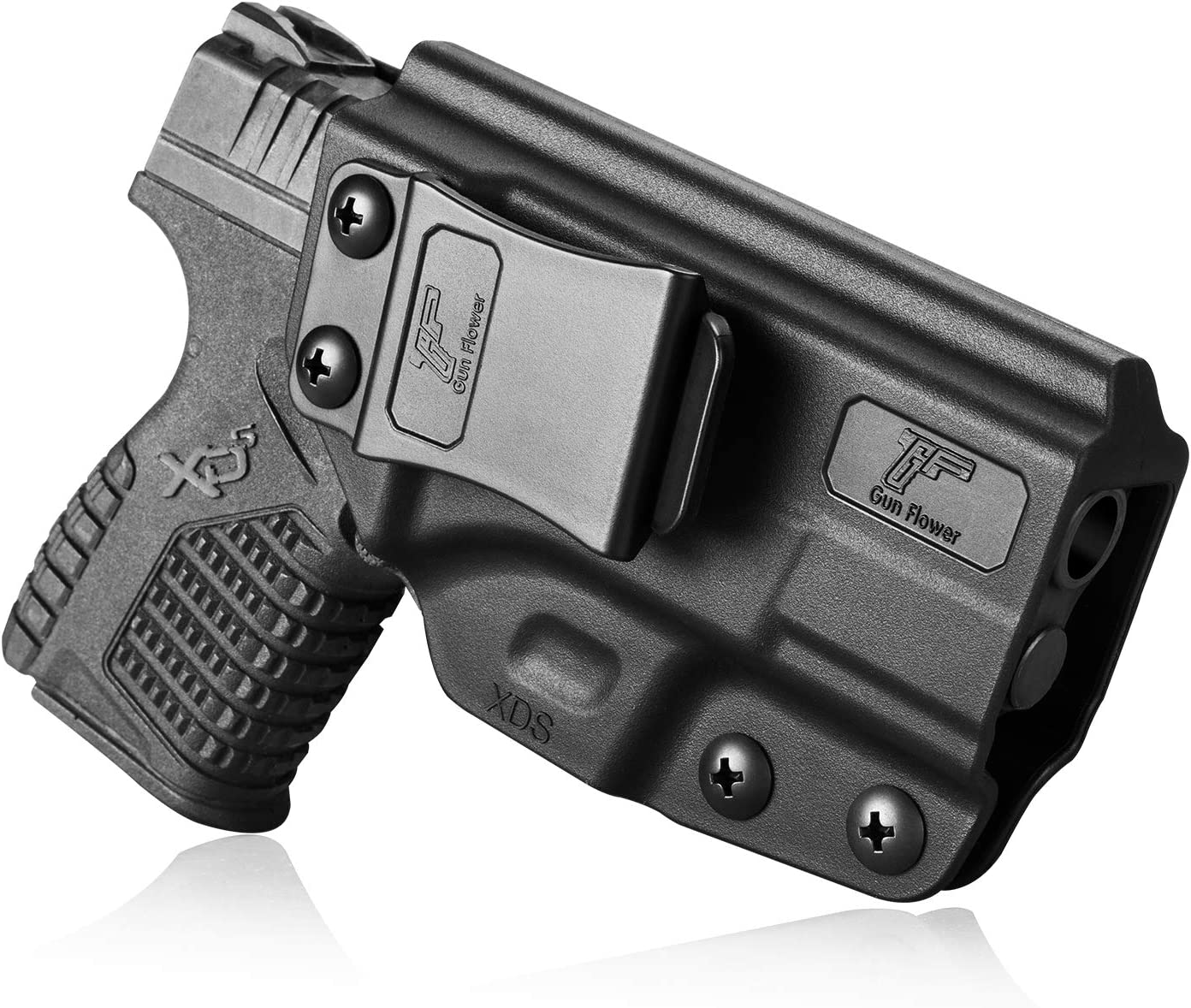 """Springfield XD-S Holster, XD-S 3.3"""" 9mm Holster For Springfield Xds"""