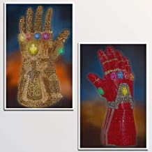 Avengers Infinity War and Endgame Two Set 11x17