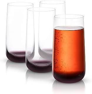 Best purple glass swan Reviews