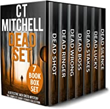 DEAD SET: Detective Jack Creed Mysteries - The Complete Short Stories Collection: 7 Book Box Set (Detective Jack Creed Murder Mystery Books Series 9)