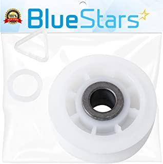 Ultra Durable 279640 Dryer Idler Pulley Replacement Part by Blue Stars - Exact Fit for Whirlpool & Kenmore Dryers - Replaces 3388672 697692 AP3094197 W10468057