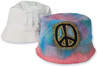 Color-Me Bucket Hats (makes 12)