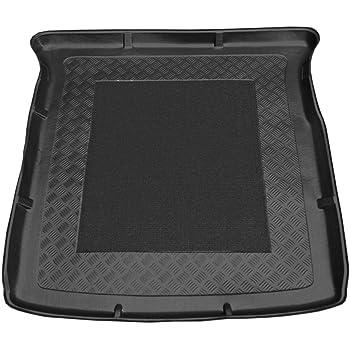 ZentimeX Z912328 Vasca baule su misura con superficie scanalata e integrato tappeto antiscivolo