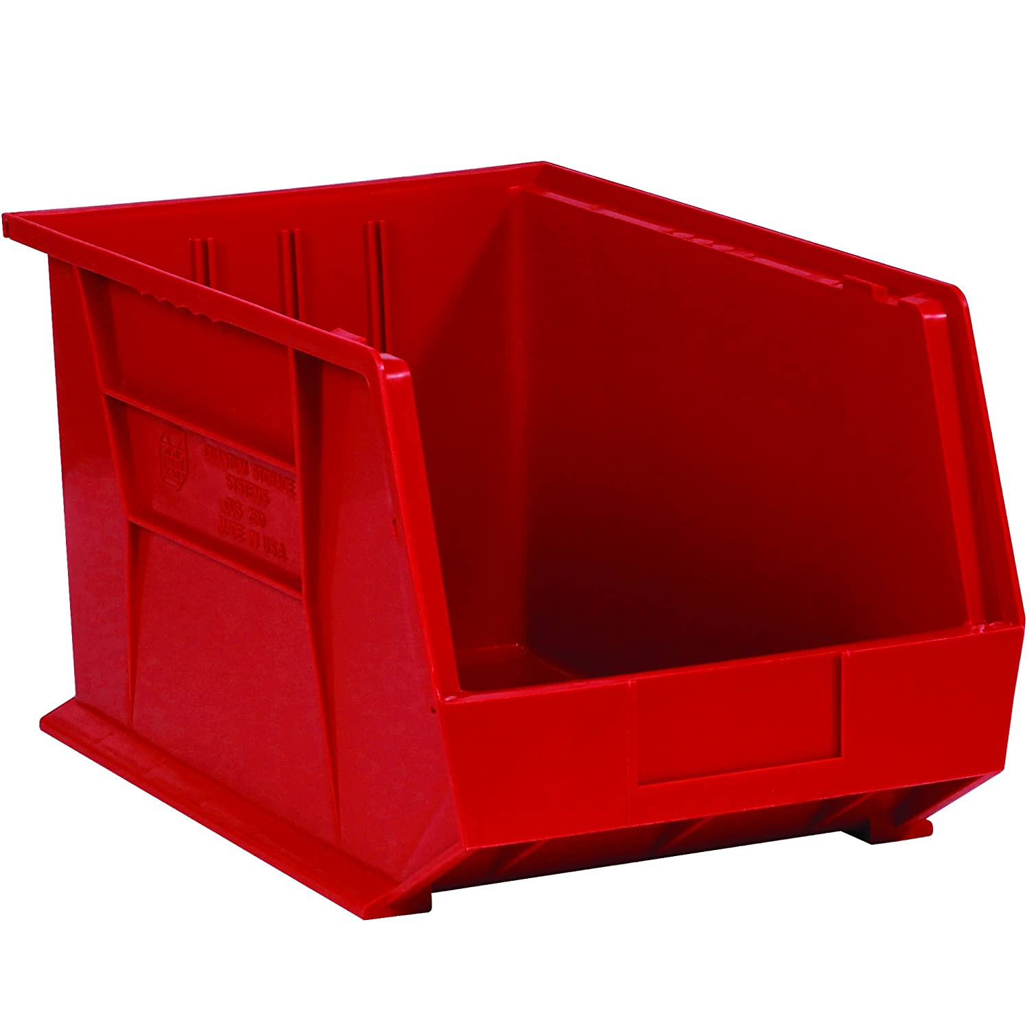 Ship Now Supply SNBINP1087R Plastic Stack Boxes 3 10 Spring new Super sale period limited work Bin Hang