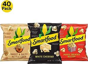 smartfood hot buffalo popcorn