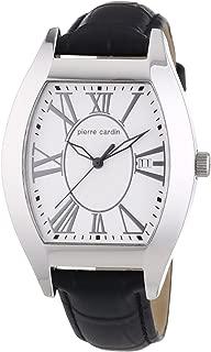 Pierre Cardin Men's Quartz Watch PC104531F03 PC104531F03 with Leather Strap