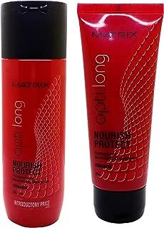 Matrix By Fbb Opti. Long Nourish Protect Shampoo 200Ml + Conditioner 98G [Ceramide]