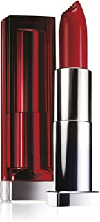 Maybelline New York - Color Sensational Pintalabios Hidratante Tono 470 Red Revolution