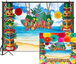 Best hawaiian photo booth background Reviews