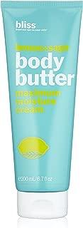 bliss Body Butter, Lemon + Sage, 6.7 fl. oz.