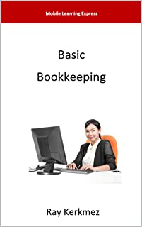 Basic Bookkeeping (Mobile Learning Express Book 82017)