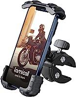 Handyhalterung Fahrrad, Lamicall Handyhalter Motorrad - Universal 360 Drehung Outdoor Fahrrad Halter für iPhone 13 Pro,...