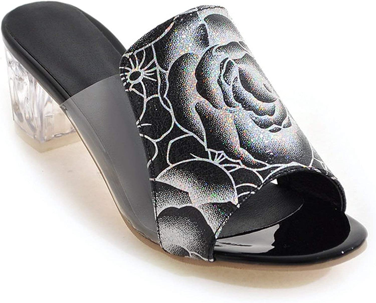 New face 2019 Style Slingback Women Sandals peep Toe Summer shoes Crystal high Heels shoes Ladies Party Prom shoes